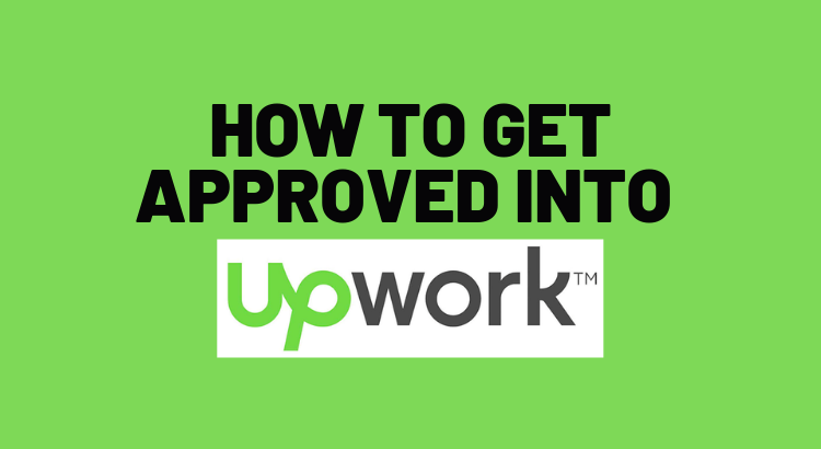 Get approved upwork profile approval trick