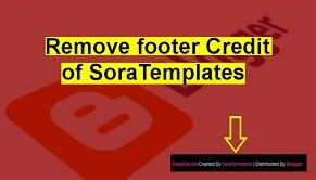 remove footer credit from soratemplates