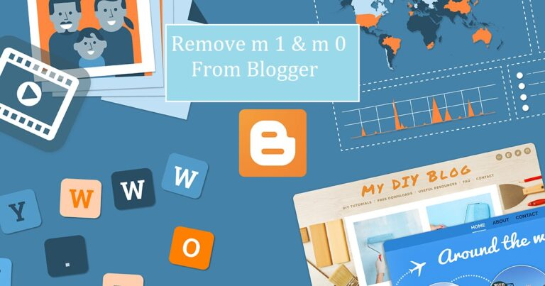 remove m 1 m0 from blogger url